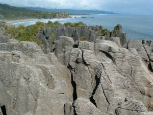 "Punakaiki ""Pancake Rocks,"" South Island"