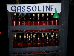 Gassoline for your Scooter!