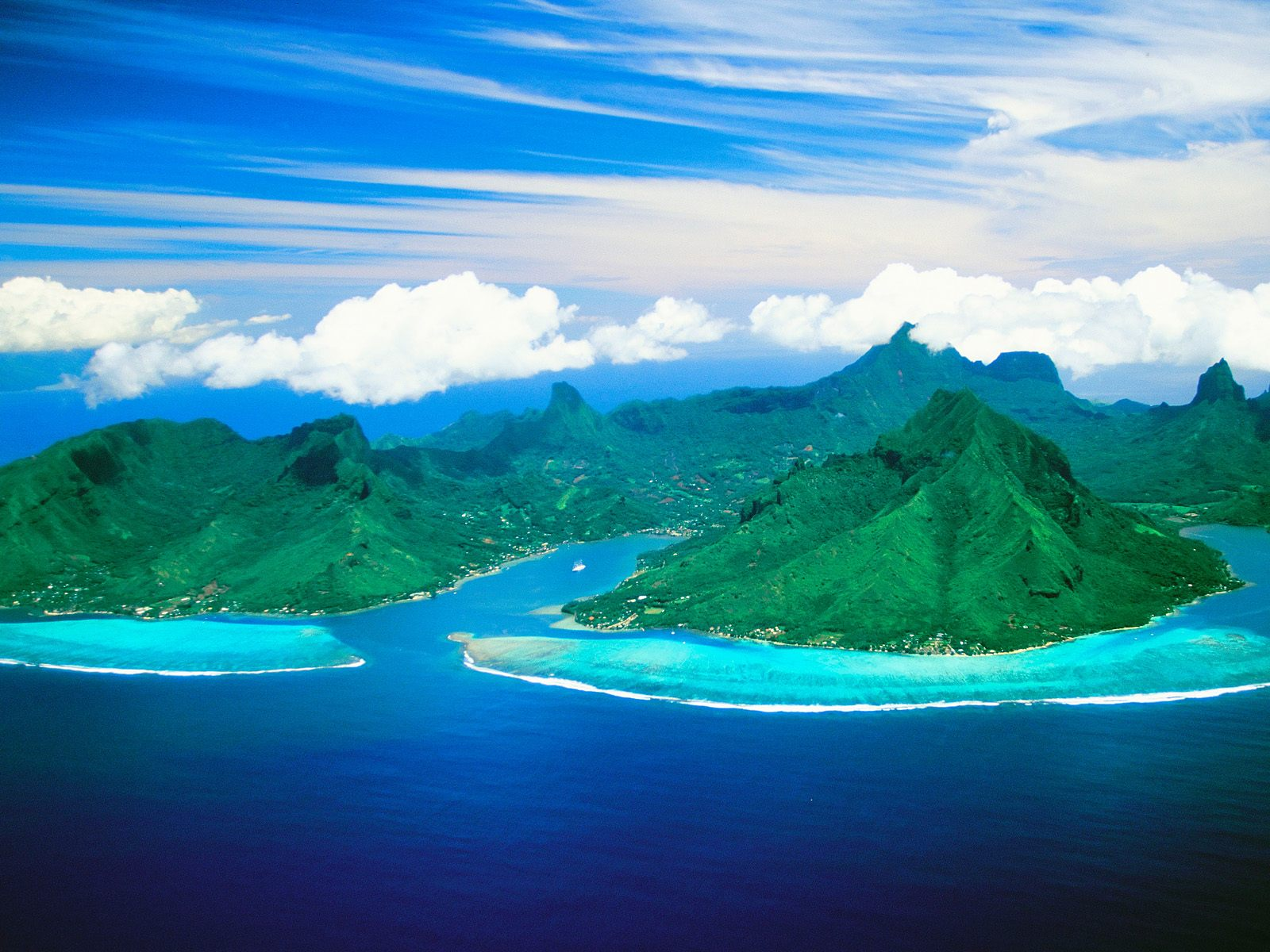 Top Ten Reasons to go to Moorea, French Polynesia ...